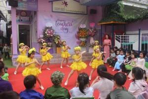 Chúc mừng ngày nhà giáo Việt Nam 20/11 tại Dreamhouse