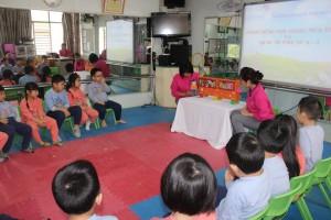 Hội Giảng - Hội Nuôi chào mừng ngày 8/3 của Trường mầm non Dream House