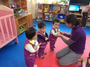 Những kỹ năng sống, giá trị sống bổ ích của bé Dream House