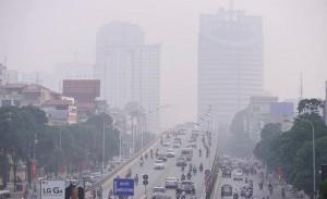 Ô nhiễm không khí và những tác hại