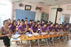 Tập huấn PCCC đầu năm học
