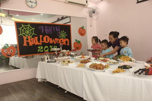 Lễ hội Halloween 2018